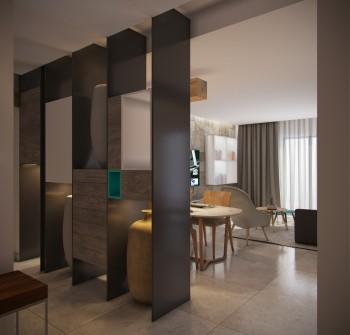 Les Twin Suites –Élégance