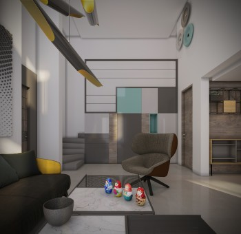 Studios et Lofts - Design