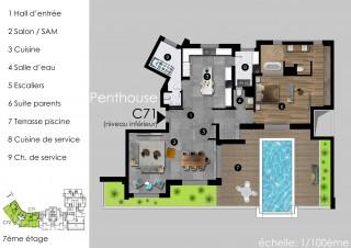 Sky Villa plus